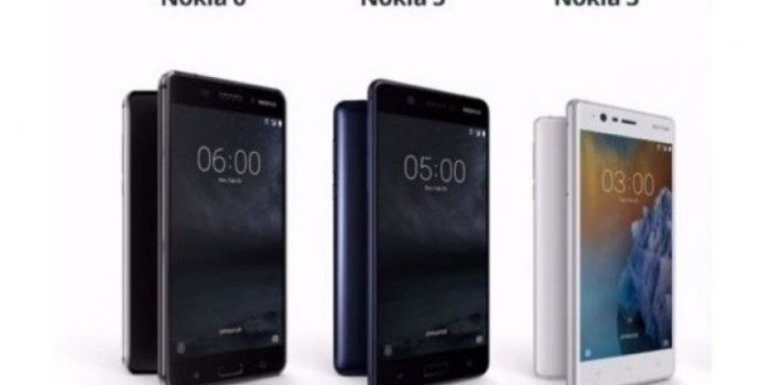 3 Android-powered Nokia smartphones to launch this month in India?