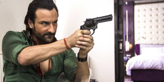 Netflix's Sacred Games Casts Saif Ali Khan in the Lead