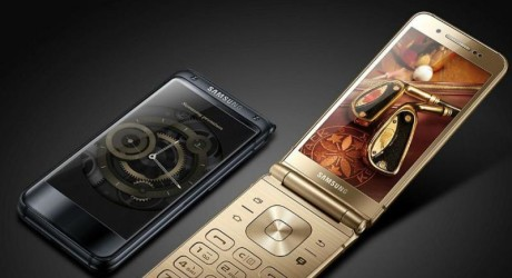 Samsung's W2018 flip phone tipped to feature Snapdragon 835 processor