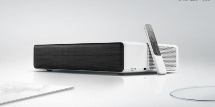 Xiaomi Mi Laser Projector, Ninebot Plus, and Mi Ultrasonic Toothbrush