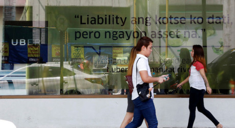 Uber Bows to Philippines Suspension After Show of Defiance