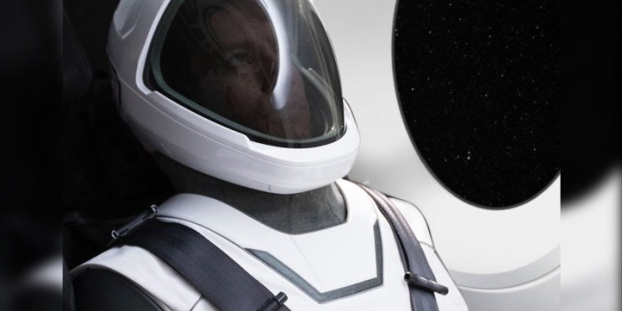 Elon Musk Offers Sneak Peek of SpaceX Spacesuit on Instagram