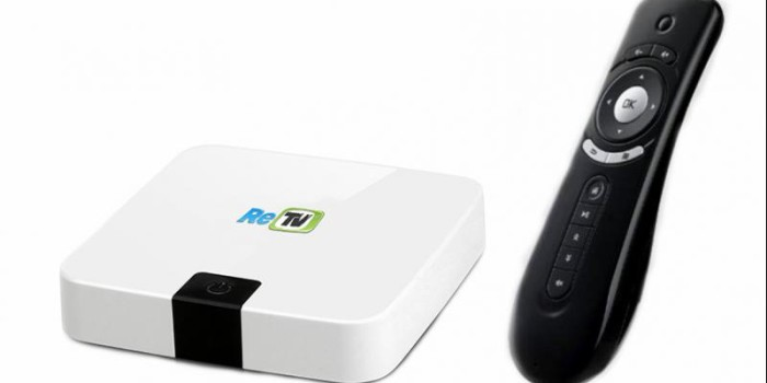 ReTV X1 review: The magic box for all your media on TV
