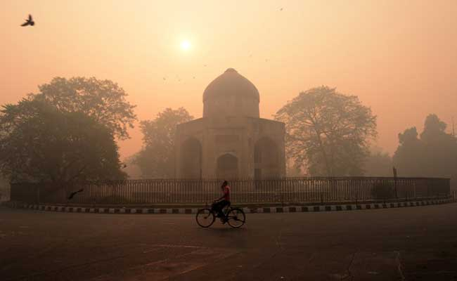 One Pollutant Alone Killed 5 Lakh Indians In 2015: Lancet