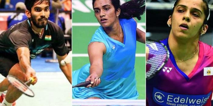 National Badminton Championship: PV Sindhu, Saina Nehwal, Kidambi Srikanth in semis